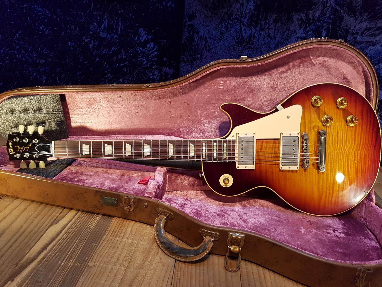 Gibson True Historic 1959 Tom Murphy Aged