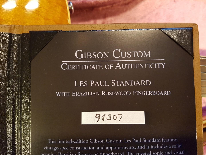 2018 깁슨 히스토릭 1959_브라질리언 (신품급)