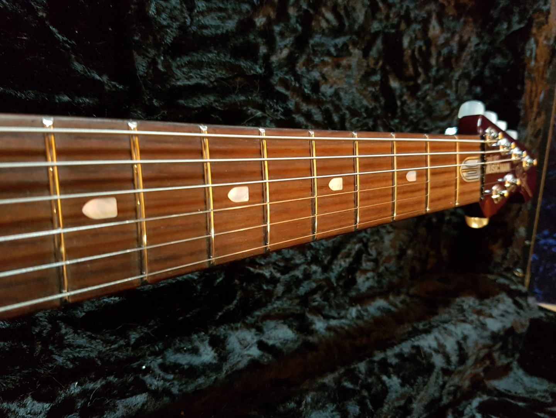 Music Man John Petrucci BFR 6_Ruby Flame