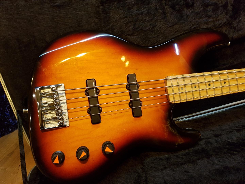 1993 펜더 재즈 베이스
