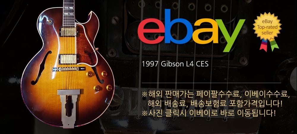 1997 깁슨 L4 CES