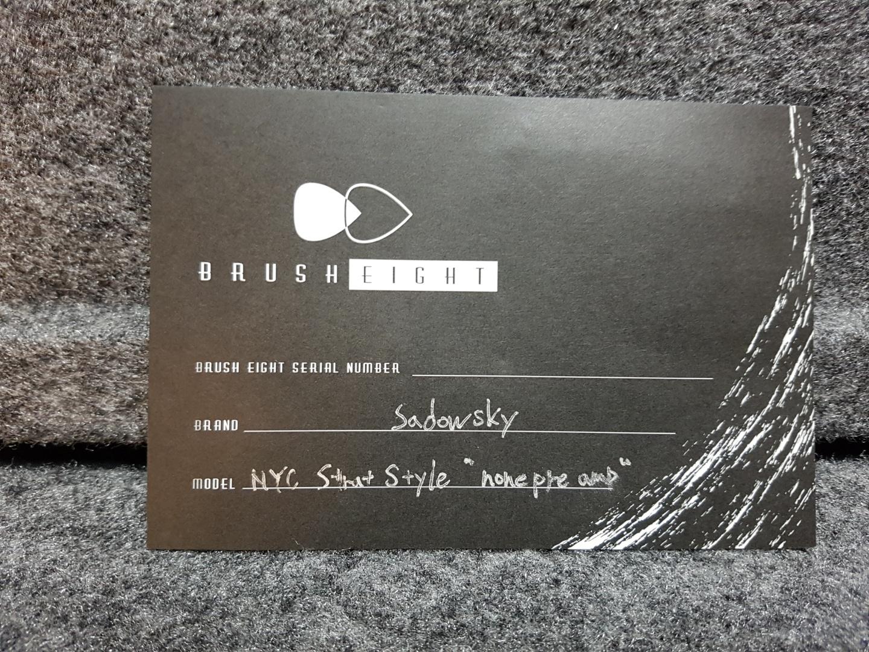 2000 Sadowsky NYC Custom Order