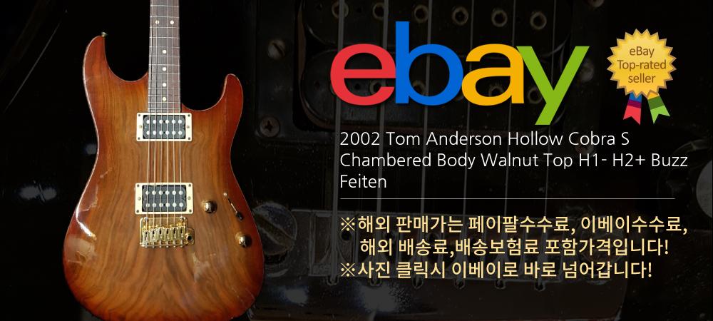 2002 탐 앤더슨 할로우 코브라 S