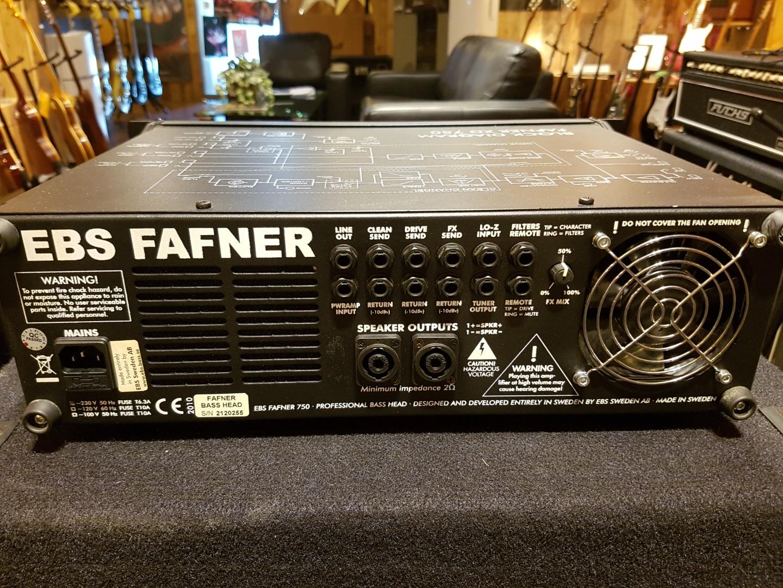 EBS Fafner 2 XD 750 / NEO 410 & 115