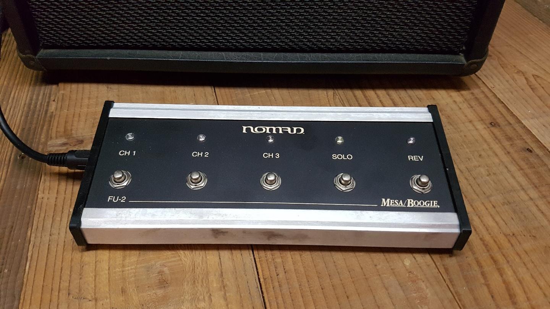 메사부기 Nomad 45 콤보