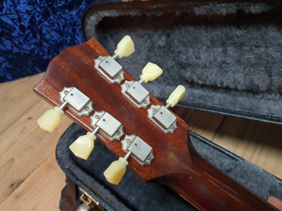 2011 깁슨 ES 175 멤피스 히스토릭 1959