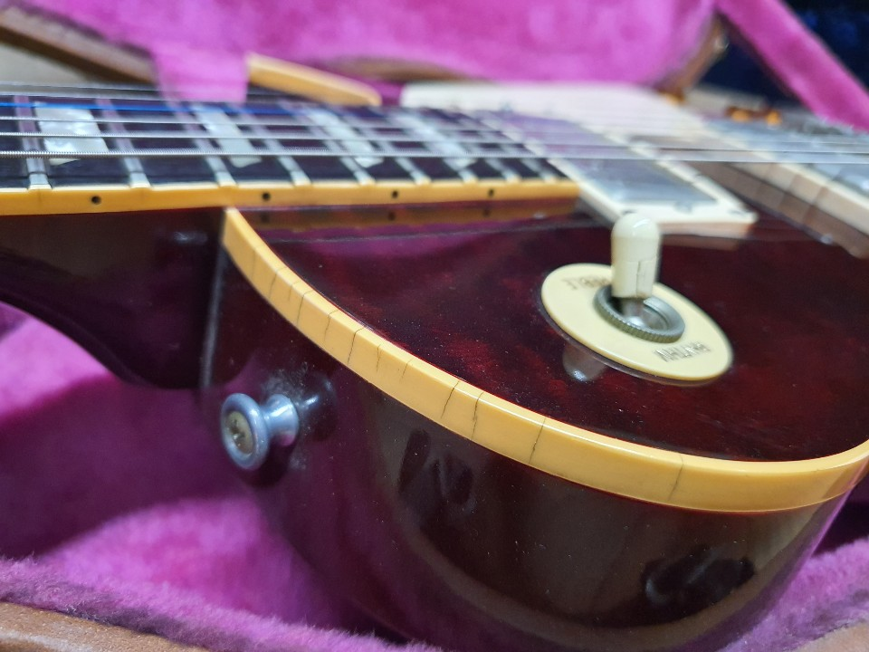 1981 Gibson Heritage 80_Rare Color