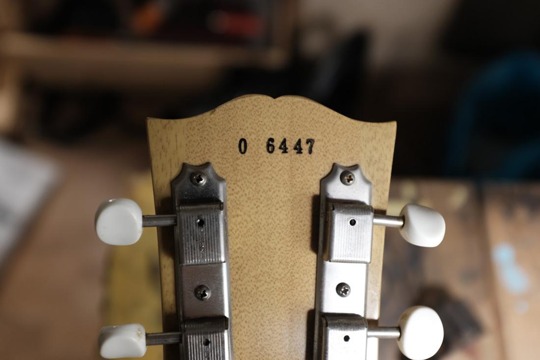 1995 Gibson Les Paul Historic 1956