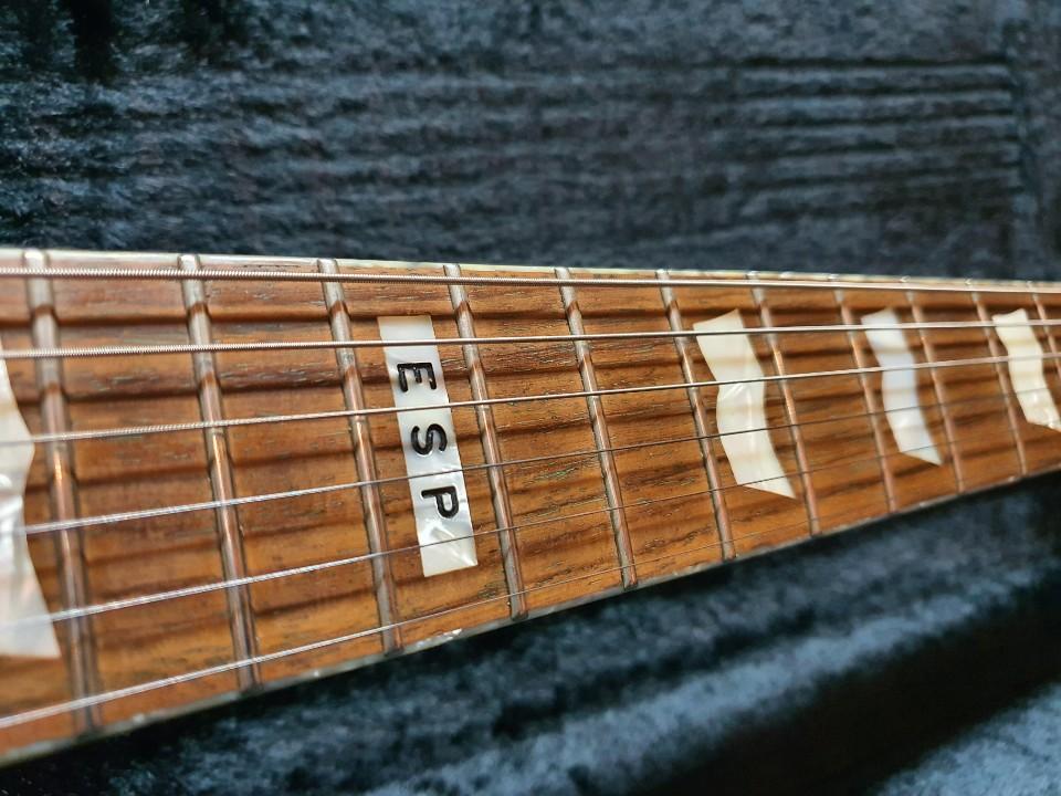 2008 ESP U-01 Hellion_GazettE Uruha Signature