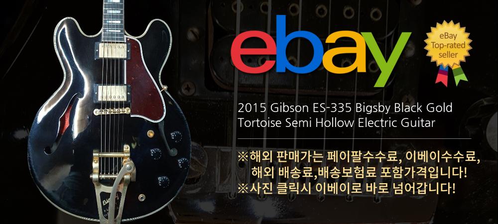 2015 깁슨 ES-355 빅스비