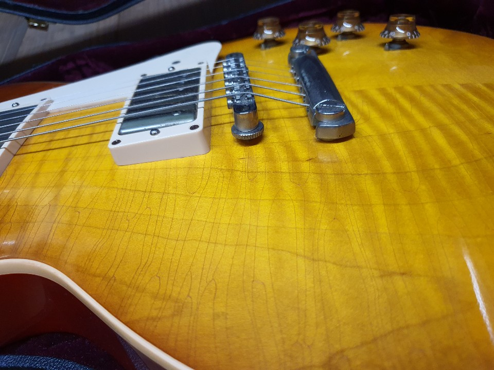 2011 Gibson Les Paul Eric Clapton 1960 'Beano' 053 _Hand Aged By Tom Murphy