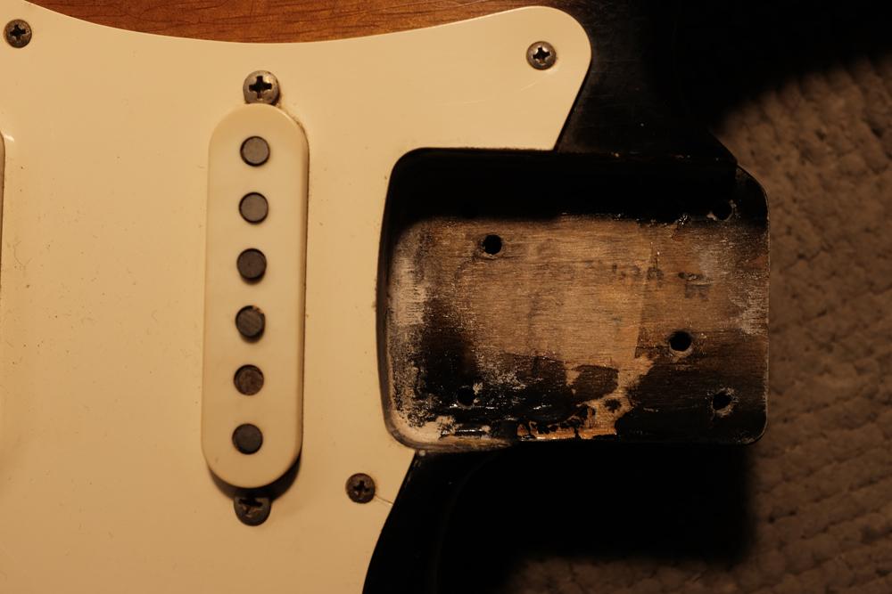 1985 Fullerton Fender 57 Vintage Reissue