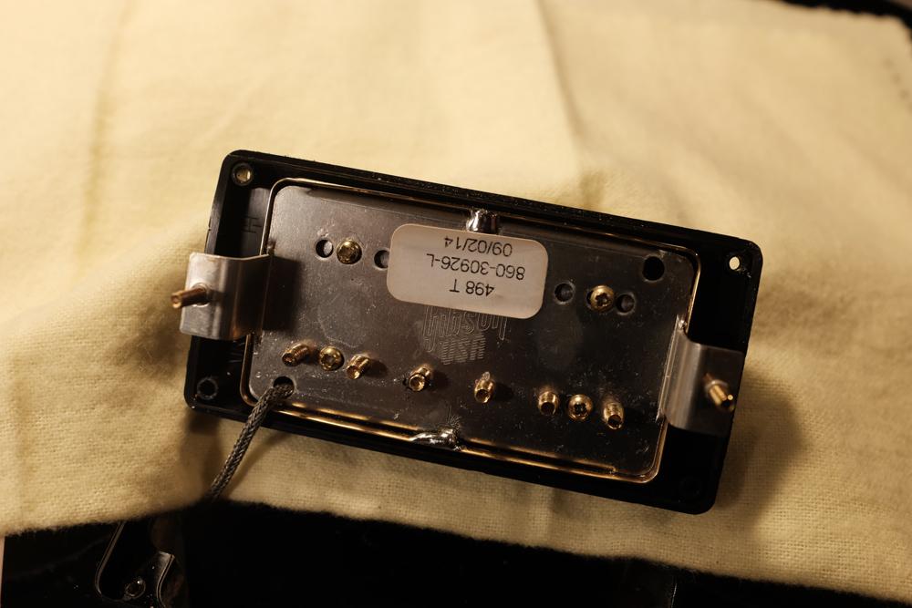 2014 Gibson Les Paul Custom